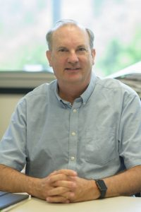 Eric W. Triplett, Ph.D., is a professor and chairman of the department of microbiology and cell science at the UF Institute of Food and Agricultural Sciences.