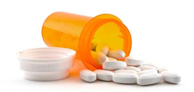 decorative image of blood pressure pills